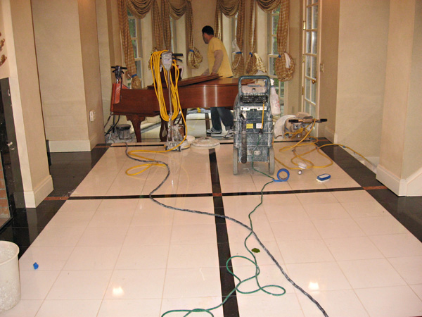 Don't Wait to Make Minor Marble Repairs