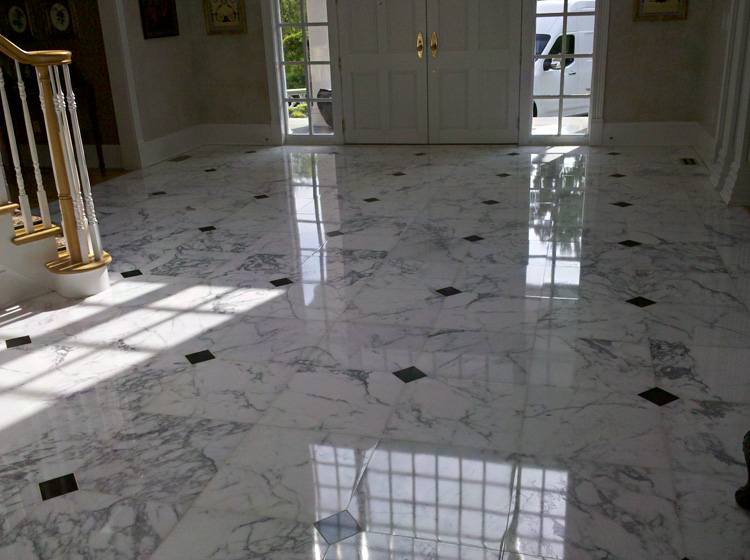 The ABCs of Marble Flooring