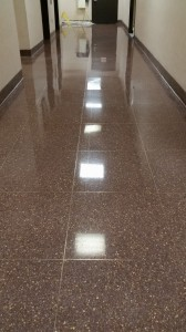 Love Marble Specializes in Terrazzo Repair