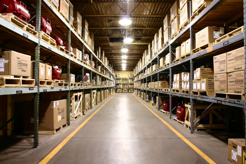 Benefits of Concrete Flooring for Warehouses and Docks