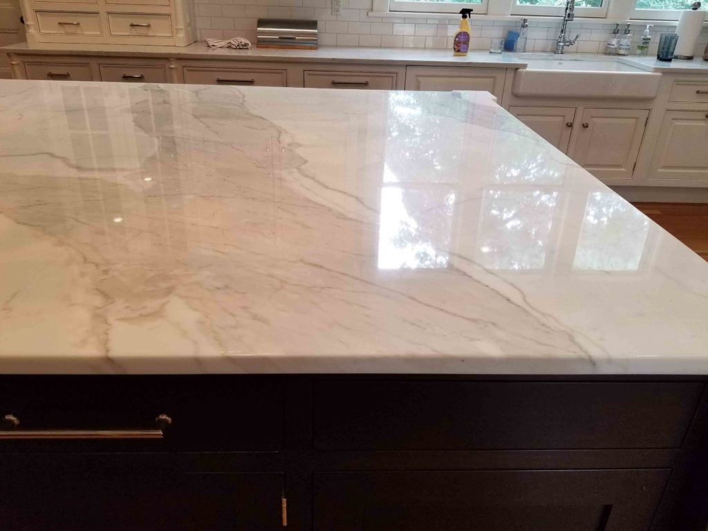 We Also Install Marble